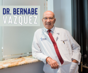 Dr. Bernabe Vazquez, Board-Certified plastic surgeon