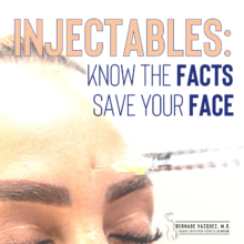 When it comes to treatments like Botox and fillers, safety matters
